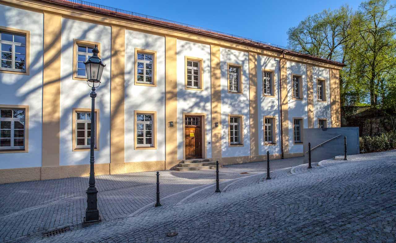 Endter Architektur nach Denkmalschutzsanierung: Amtsgerichtsgebäude
