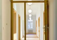 Endter-Architektur nach Denkmalschutzsanierung: Gerichtsgebäude, Bürofluransicht