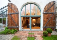Denkmalschutzsanierung durch das Architekturbüro Endter: Atelierhaus
