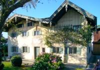 Endter Architektur nach Denkmalschutzsanierung: altes Handwerkerhaus, Vorderansicht