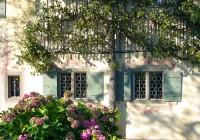 Endter Architektur nach Denkmalschutzsanierung: altes Handwerkerhaus in Prien am Chiemsee, Detailansicht