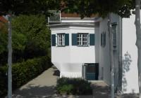 Endter Architektur nach Denkmalschutzsanierung: Ruckteschell-Künstlervilla, Seitenansicht