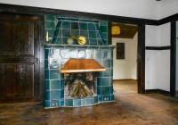 Endter Architektur nach Denkmalschutzsanierung: Ruckteschell-Künstlervilla in Dachau bei München, Innenansicht