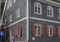 Endter-Architektur nach energetischer Sanierung: Altstadthaus, Straßenansicht