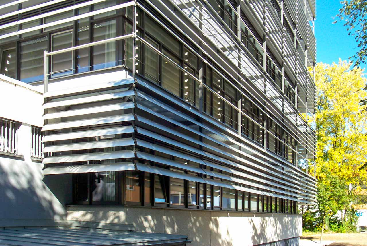 B rogeb ude aus den 1960er jahren endter architektur - Deutsche architektur ...