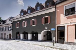 Gestaltungspreis der Stadt Dachau: Sanierung und Umnutzung eines ehemaligen Geschäftshauses