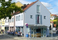 Endter Architektur im Gewerbebau: Gastronomiebetrieb Eiscafe