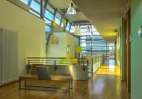 Endter Architektur im öffentlichen Bau: Neubau eines Amtsgebäude bei München, Innenhalle