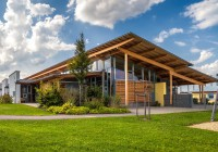 Endter Architektur im öffentlichen Bau: Kindergarten, Außenansicht