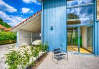 Endter Architektur im Wohnungs- und Hausbau: Ferienhaus im Chiemgau in Holzrahmenbauweise