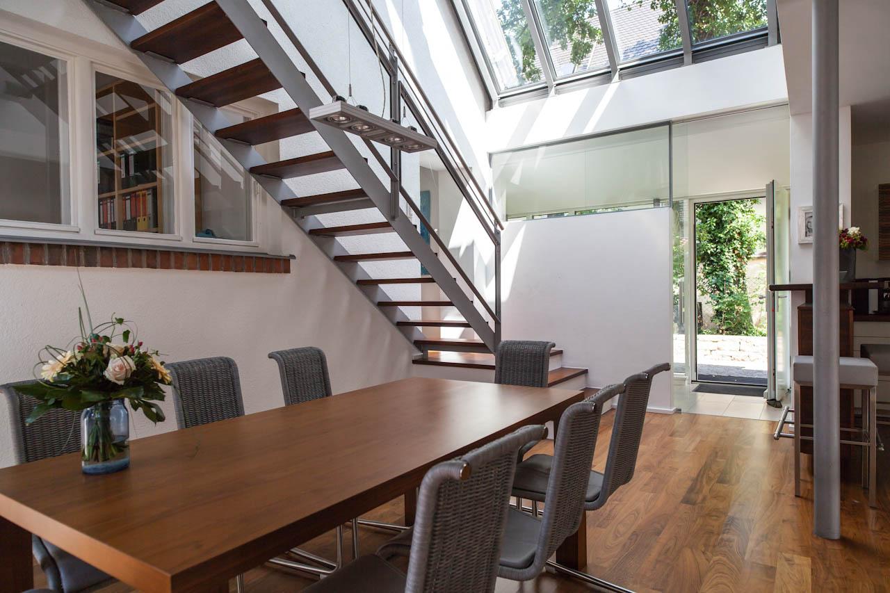 Anbau Einfamilienhaus Endter Architektur