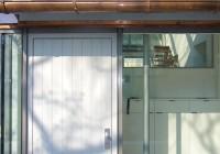 Endter Architektur im Haus- und Wohnungsbau: moderner Hausanbau (Eingangssituation))