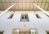 Endter Architektur im Wohnungs- und Hausbau: Detailansicht eines städtischen Einfamilienhauses