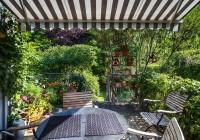 Endter Architektur im Wohnungs- und Hausbau: ökologisches Reihenhaus, Gartenansicht